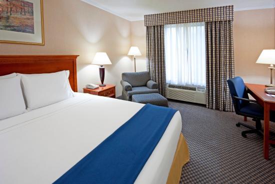 Rensselaer, estado de Nueva York: King Bed Guest Room