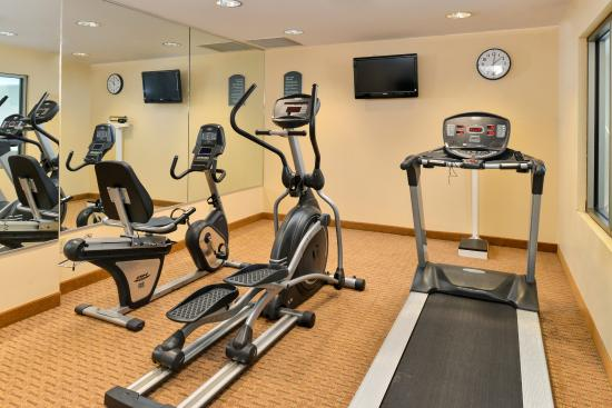 Greenville, OH: Fitness Room