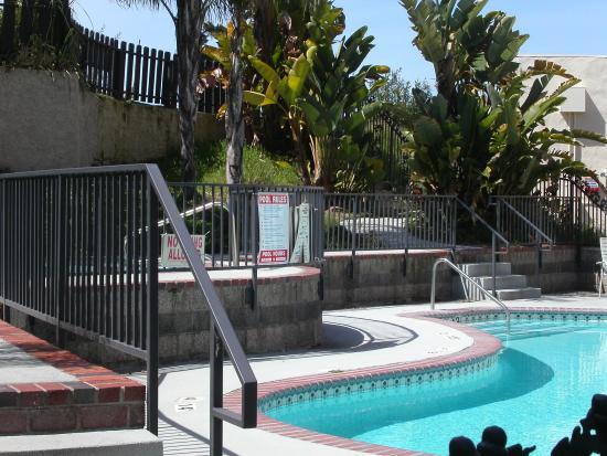 Grover Beach, CA: Grover-Pismo Beach Holiday Inn Express Swimming Pool