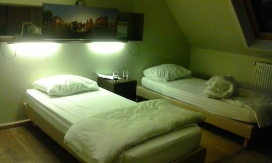 سانت كريستوفرز إن باوهاوس بادجيت هوتل - هوستل: Or room