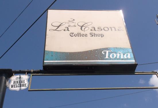 San Marcos, นิการากัว: The sign