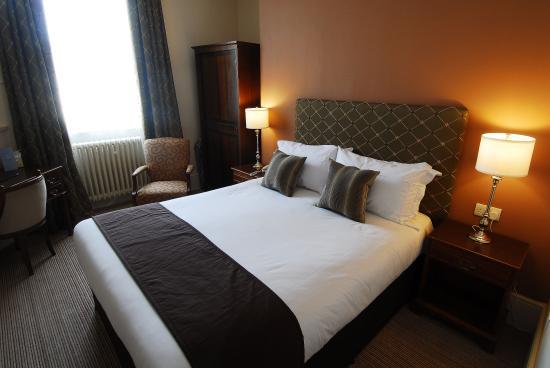 The Craiglands Hotel: Bedroom