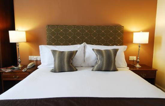 The Craiglands Hotel: Bedroom