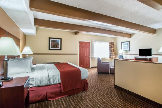 East Dubuque, IL: Guest Room