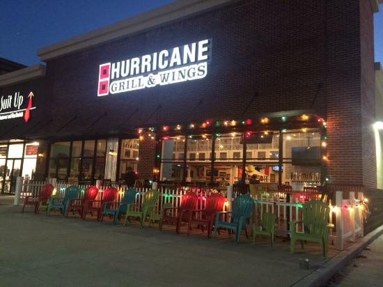 Window View - Hurricane Grill & Wings Image