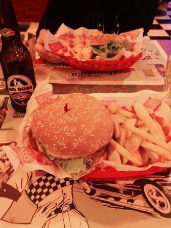 America Graffiti Diner Restaurant Vigonza