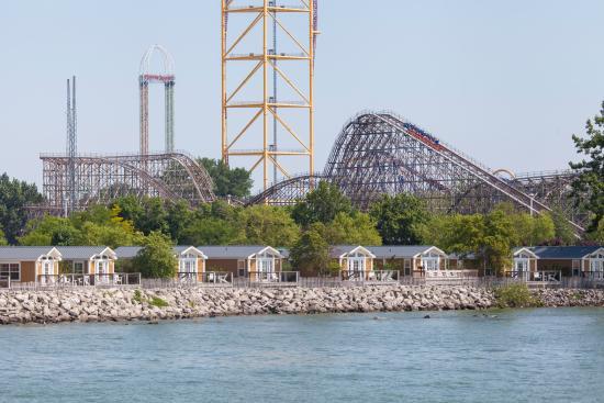 Cedar Point's Lighthouse Point: Lighthouse Point