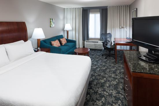 Hilton Garden Inn Austin North: King Room with Sofabed