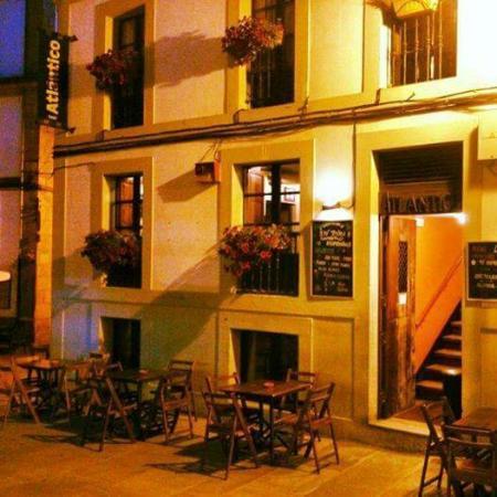 Pub Atlantico - Santiago De Compostela