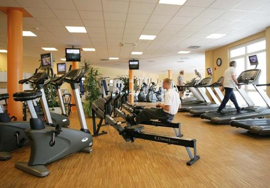 Fitness room picture of gerry weber sportpark hotel