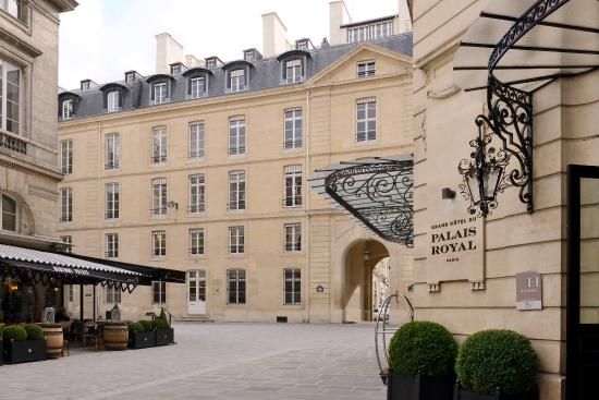 Photo of Grand Hotel du Palais Royal Paris