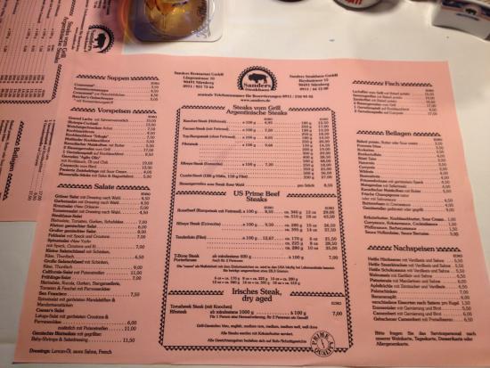 Sanders Nürnberg sanders steakhaus steakhouse laengenstr 10 in nuremberg de tips and photos on citymaps