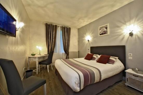 Hotel de Bordeaux: Room