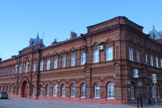 A. Shvetsova House