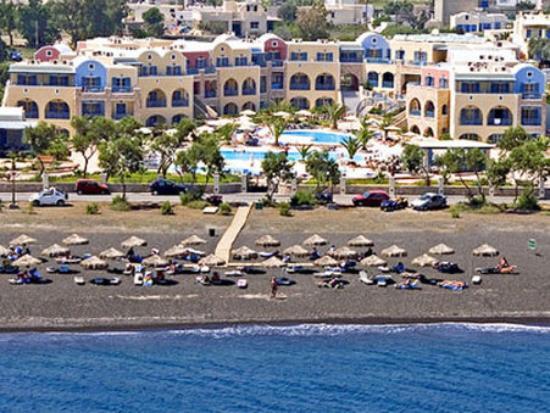 Santo Miramare Resort: Exterior View