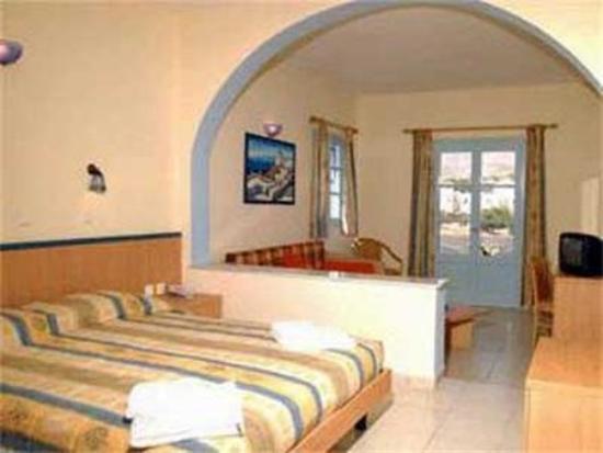 Santo Miramare Resort: Guest Room