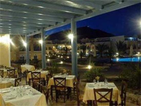 Santo Miramare Resort: Restaurant
