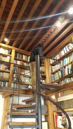 La Quinta Luna : La biblioteca.
