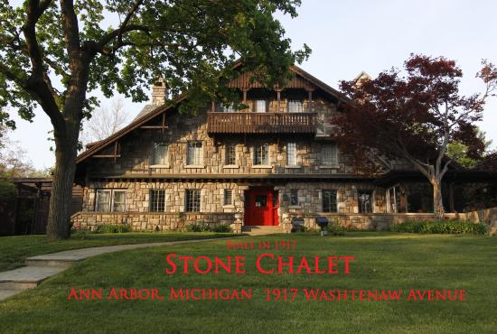Stone Chalet Bed And Breakfast Ann Arbor Mi