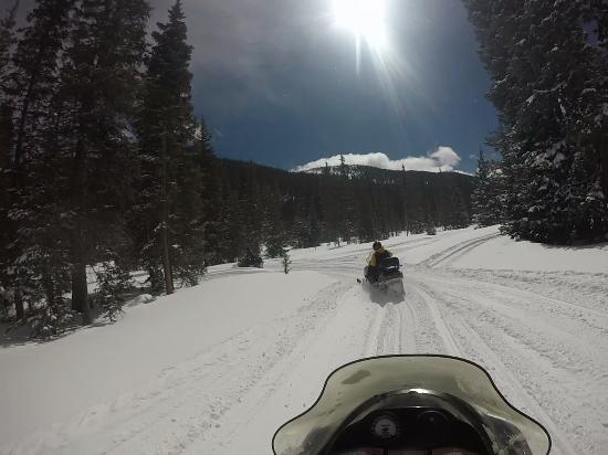 Monarch, CO: More on the trail