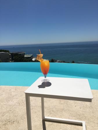 Bantry Bay, Sudáfrica: Cocktails