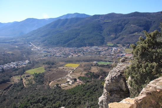 Amer, Hiszpania: VISTAS