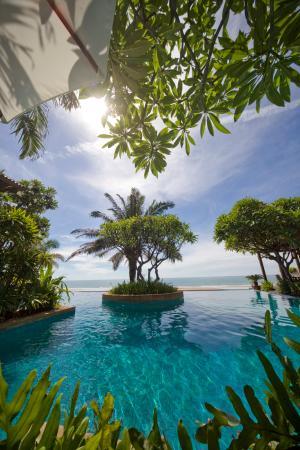 Aleenta Hua Hin Resort & Spa: Franjipani Pool