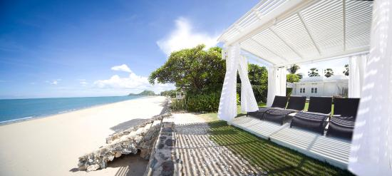 Aleenta Hua Hin Resort & Spa: Chaba Villa View