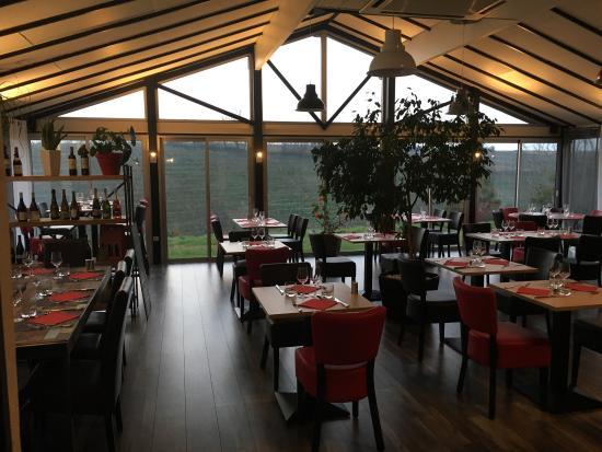 Les Terrasses De Bonnezeaux Thouarce Restaurant Reviews