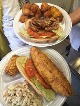 waterfront seafood shack calabash restaurant reviews photos rh tripadvisor com