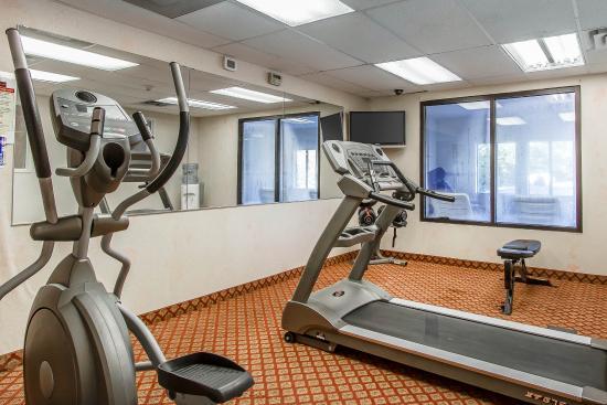 Comfort Inn & Suites: Fitness center