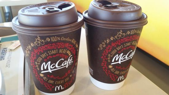 This McDonald's menu is unlike anything we've seen from the ...