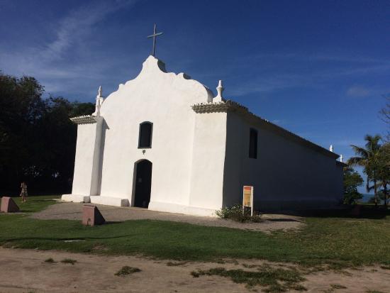 Транкосо: Igreja vista do Lado de Fora