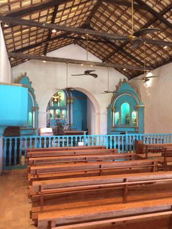 Транкосо: Vista Interna da Igreja