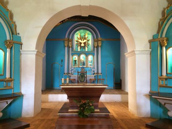 Транкосо: Foto do Altar