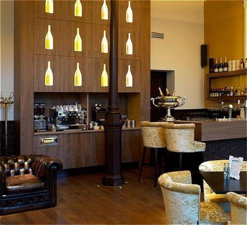 Suite Hotel Pincoffs : bar