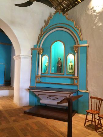 Транкосо: Detalhes da Igreja