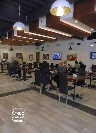 Cinco Sentidos Restaurante