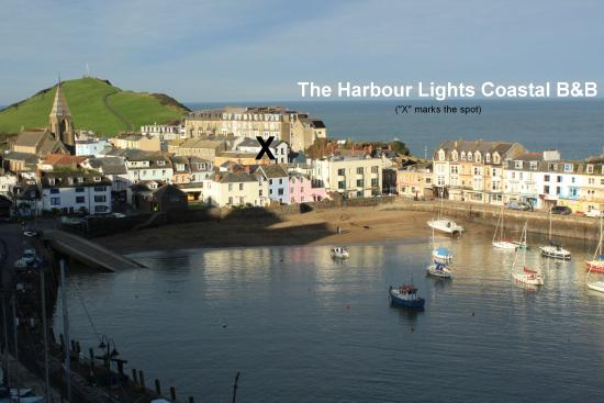 The Harbour Lights Coastal Guesthouse