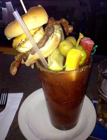 Newt's North : Ultimate Bloody Mary