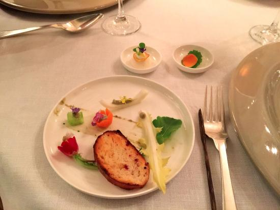 Restaurant Edouard Loubet** : Amuses bouches