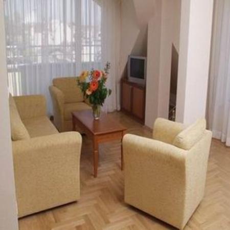 Dunav Apartment House: Guest Room