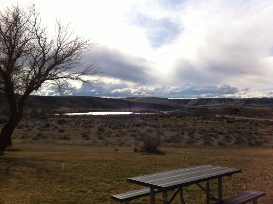 Glenns Ferry, ID: View of the Snake river and walking trails