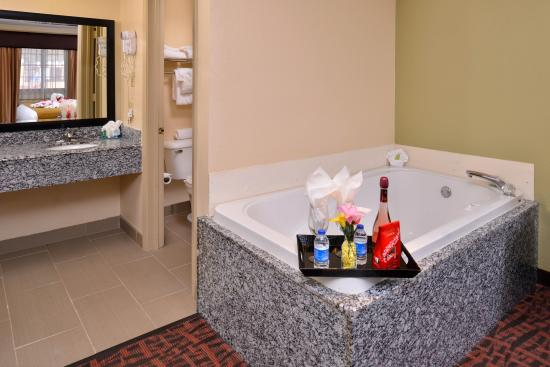 Best Western Eunice: King Whirlpool