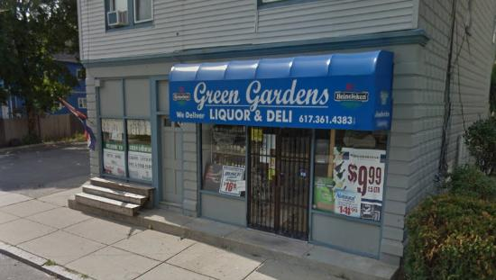 ‪Green Garden Liquor and Deli‬