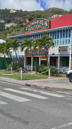 Pusser's Road Town Pub Photo