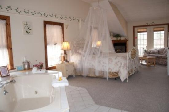 Wyoming, RI: Honeymoon Suite