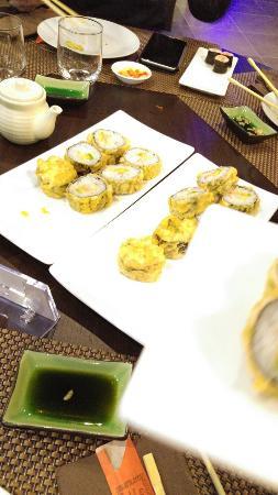 Ristorante Giapponese sushi niwa