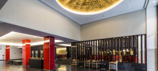 Hotel Tropico: ANGOLALUANDAHOTELTRPICOLobby