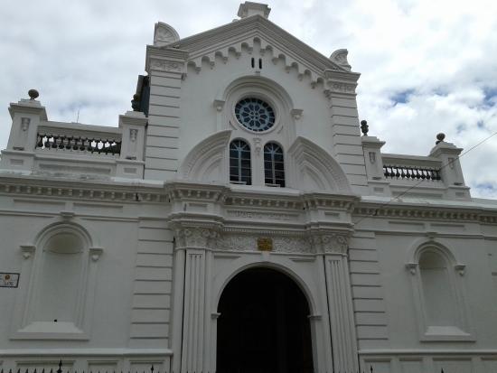 Catedral Vieja o Iglesia del Sagrario. - Picture of Museo Catedral Vieja, Cue...